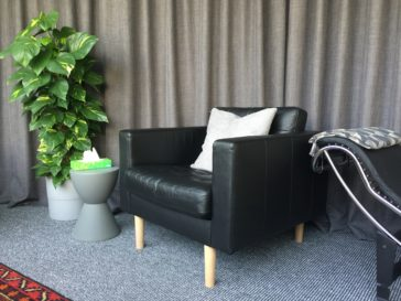 Chair and Recliner at Therapy in Manchester