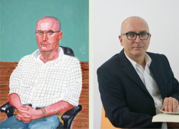 Portraits of Paul Melia