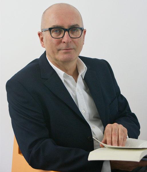 Psychotherapist Paul Melia